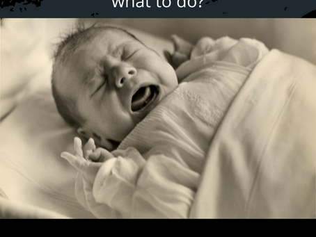 Colic in babies. What it is, and what to do?