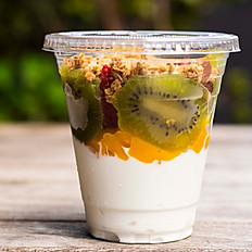 Fruit and Granola Parfait