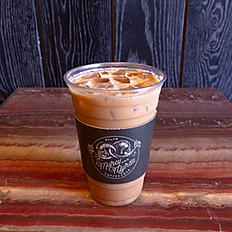 Iced Dirty Chai