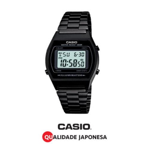 RELÓGIO CASIO MODELO – B640WB-1ADF