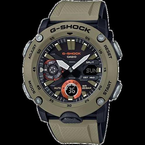 RELÓGIO CASIO G-SHOCK Carbon Core Guard GA-2000-5ADR