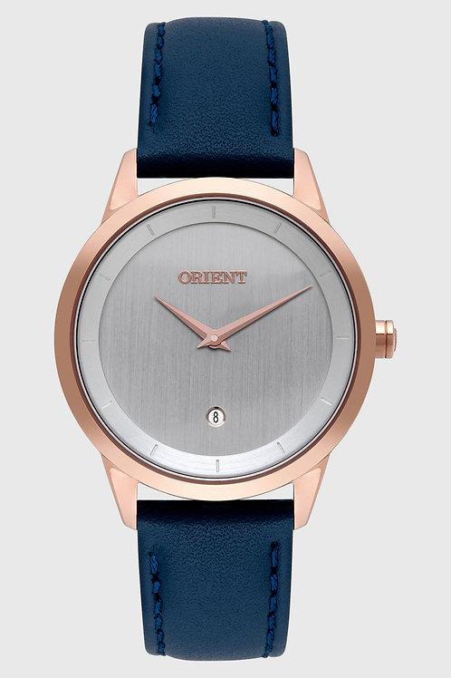 Relógio Orient Feminino Ref: Frsc1010 S1ax Casual Rosé