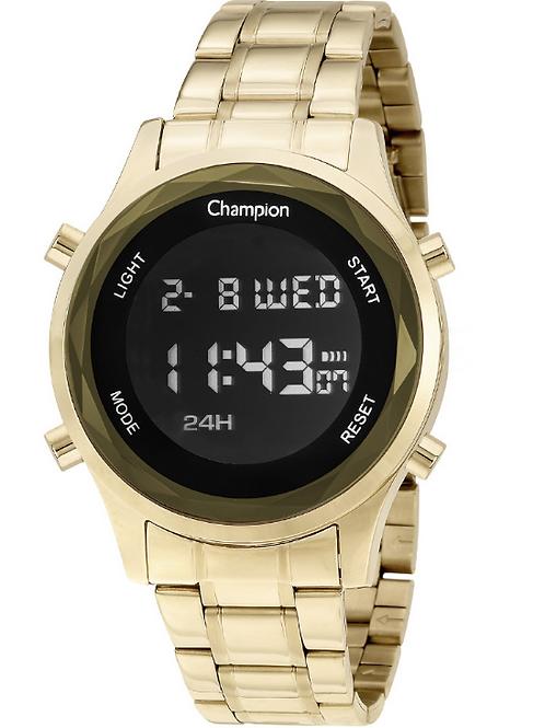 Relógio Champion Digital CH48108H Dourado
