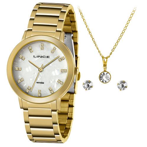 Relógio Lince Feminino LRGH142L KY2S