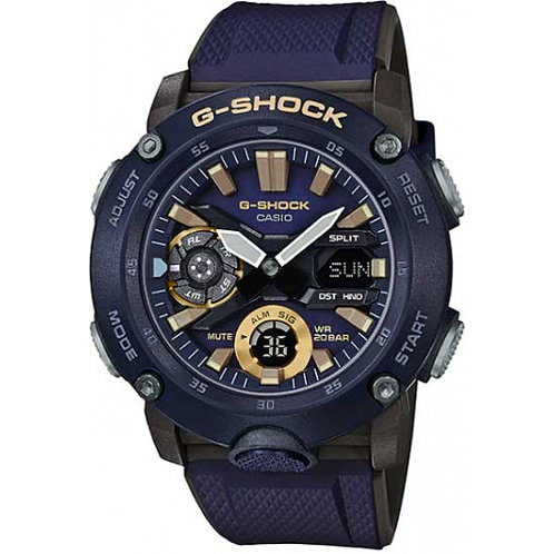 RELÓGIO CASIO G-SHOCK CARBON CORE GUARD GA-2000-2ADR