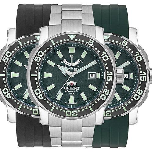Relógio Orient Poseidon Masculino Automático YN8TT002 E1GX