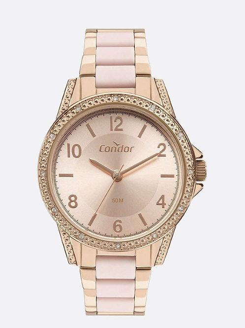 Relógio Feminino Strass Condor CO2035MVO4J