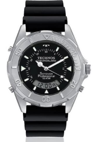 Relógio Analógico/Digital Masculino Technos T20562/8P