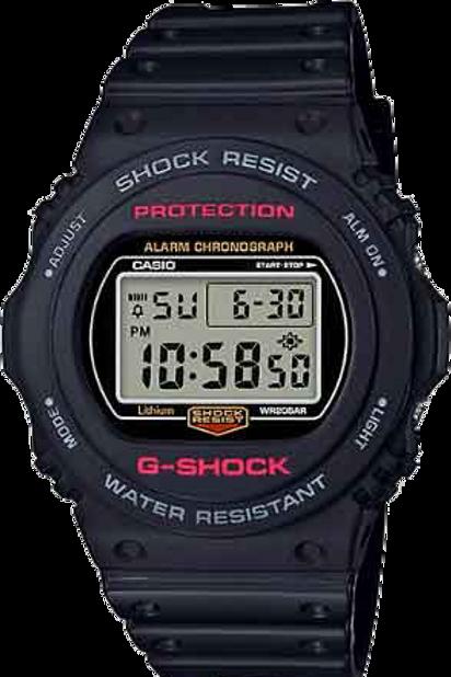 RELÓGIO CASIO MASCULINO G-SHOCK DW-5750E-1DR