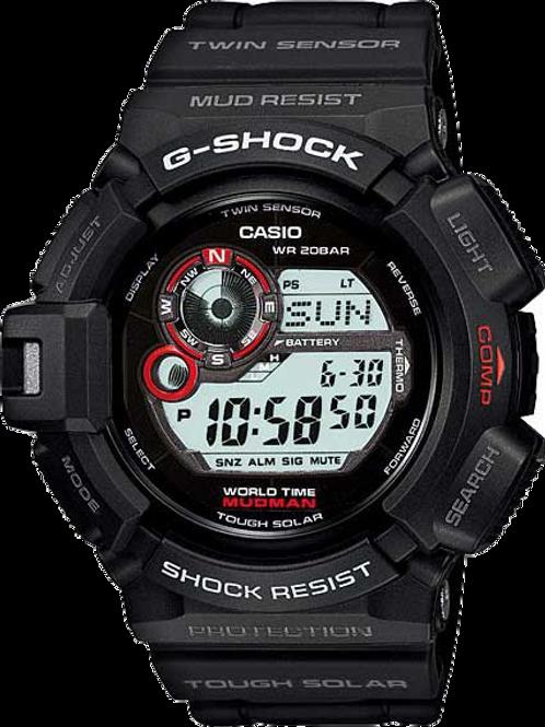 RELÓGIO CASIO MASCULINO G-Shock Mudman G-9300-1DR