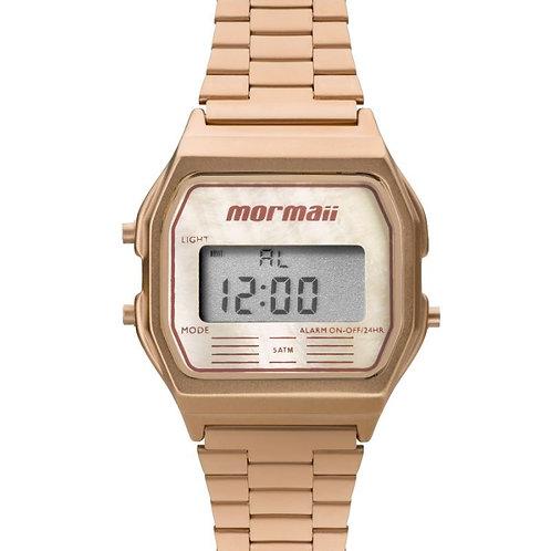 Relógio de pulso Mormaii kit exclusivo MOJH02AT/K4J