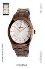 Relógio Feminino Champion CN20800O com kit semi joias
