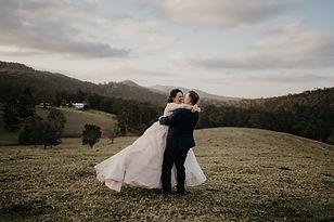 Sally & Evan Wedding - Cowbell Creek Gold Coast