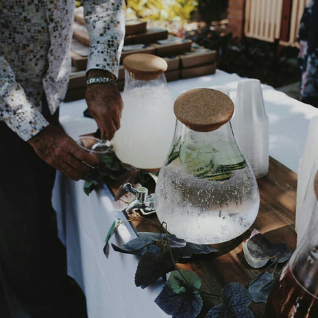Rise Up Catering - Outdoor Event Catering