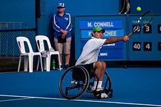 Wheelchair Tennis - Disability Sports Australia
