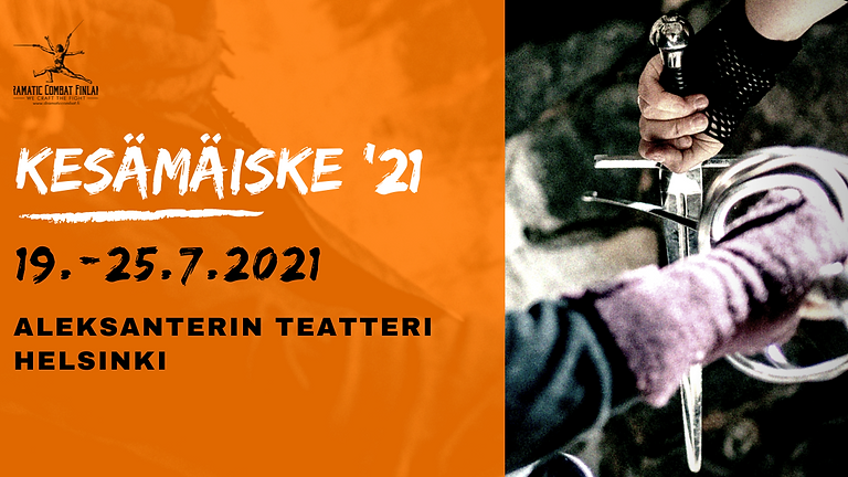 KESÄMÄISKE '21