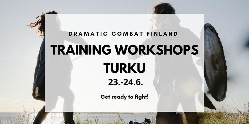Training Workshop Turku