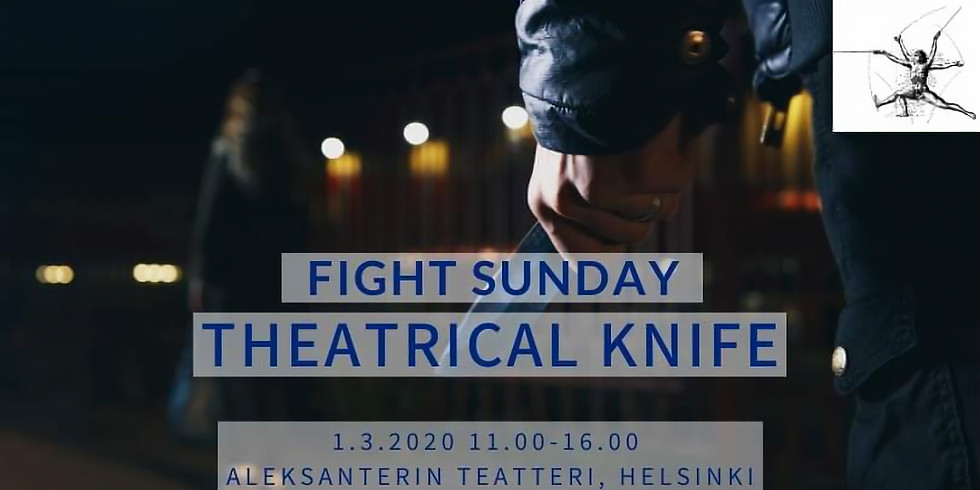 Fight Sunday: Theatrical Knife