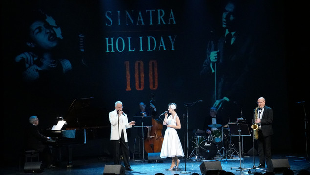 ​​Billie Holiday & Frank Sinatra 100th anniversary tribute concert