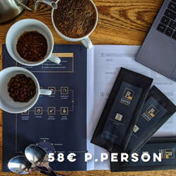 From cherry to cup - An interactive specialty coffee cupping once around the globe
