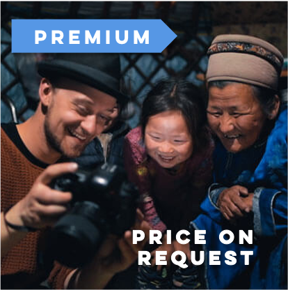 Discover the world's most exotic places with famous photographer Max Muench