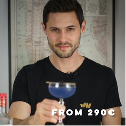 How to mix amazing cocktails with Gin with famous Ginfluencer