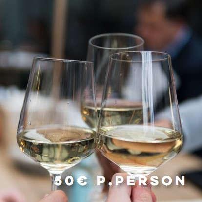 Wine Tasting – Sip by sip smarter (White, Rosé, Red)