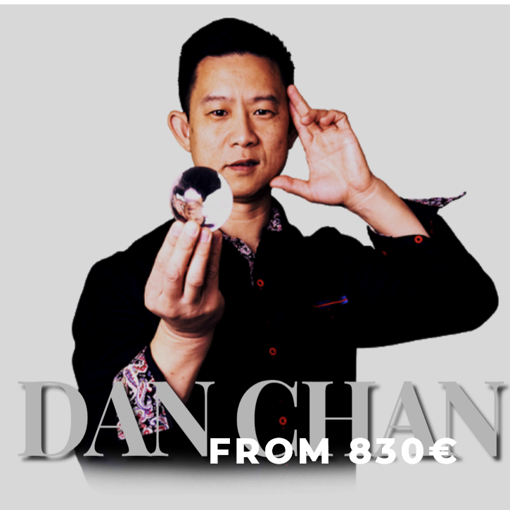 Magic & Marketing with Dan Chan