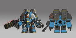 Full Metal Dwarf
