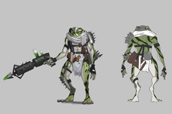 Frog Agent