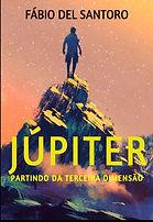 Capa do livro Júpiter, de Fábio Del Santoro