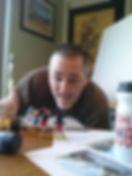 Disney Artist Doug Bolly Suspicious Tiki