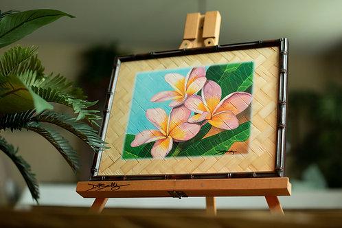 Pua Melia - Direct to Bamboo