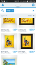 DBolly Disney Art on ShopDisneyParks Mobile App