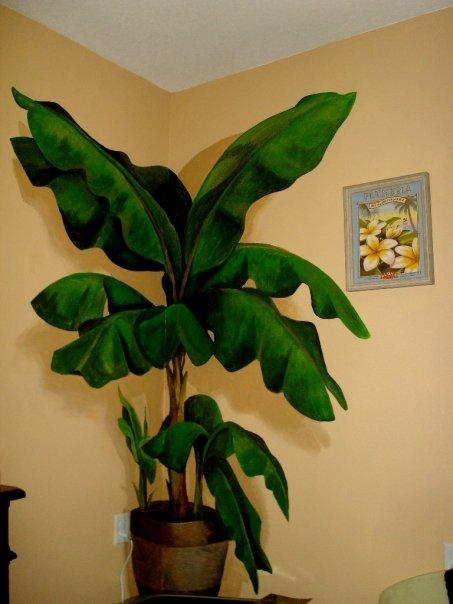Banana Tree 2007