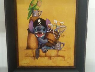 New Artwork at Art of Disney Galleries