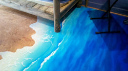 Scenic Painting / Faux Barnacles
