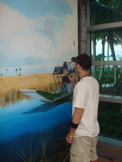 Detailing the FAU Airboat