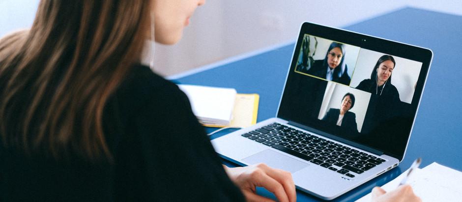 Herausforderung Virtuelle Meetings