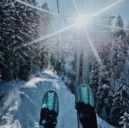 Enjoy skiing in Snowmass
