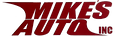 Mike's Auto Logo