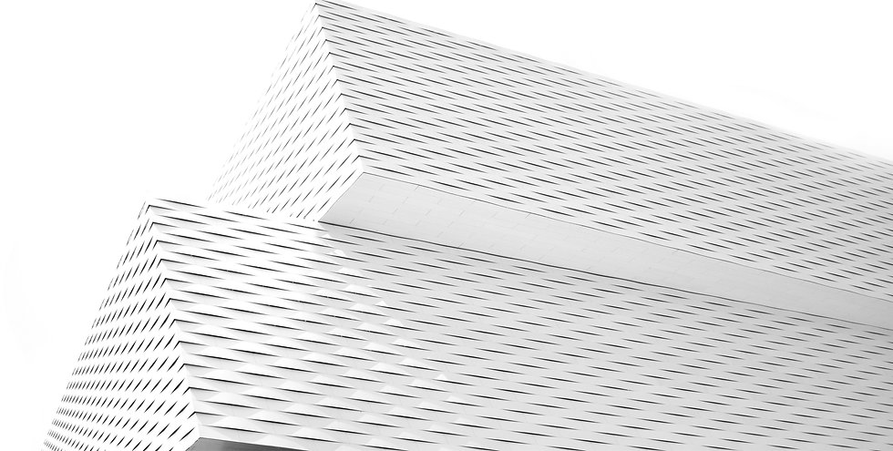 white-building-with-geometric-design-363