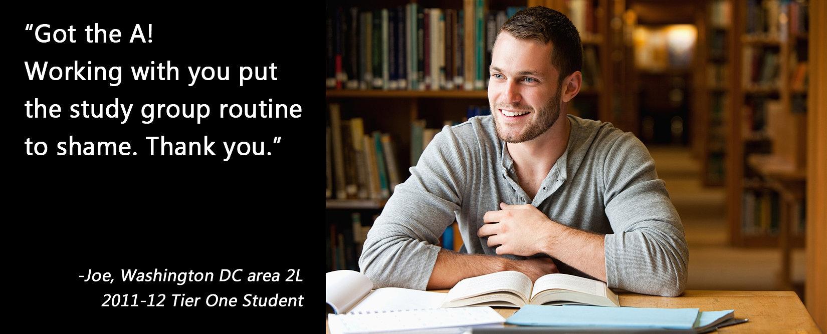 law school essay coaching by tier one exam prep