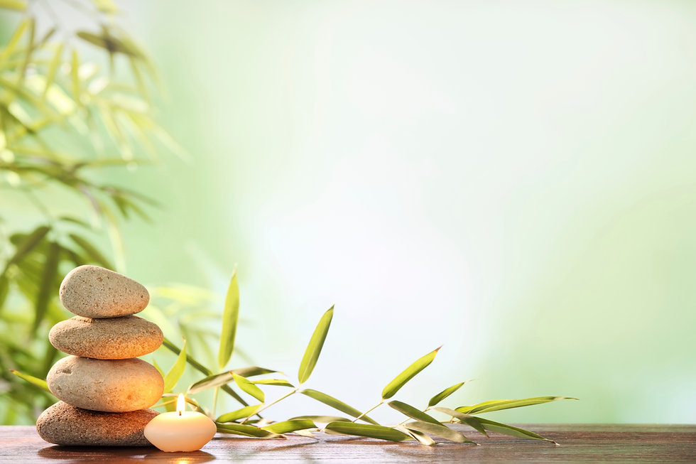 healing stones therapy
