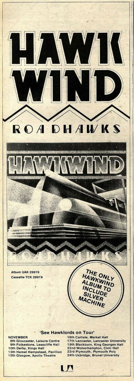 Roadhawks UK press ad v2