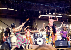 Reading Festival, 28 August 1977 - pic by Jack Stokoe
