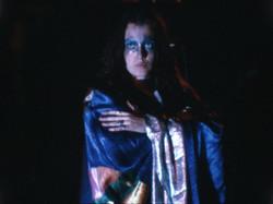 Still from Wembley Empire Pool film by Cynthia Beatt, 27 May 1973