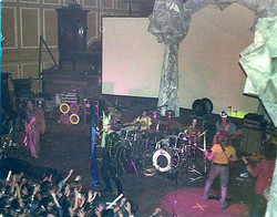 Newcastle City Hall, 19 September 1976