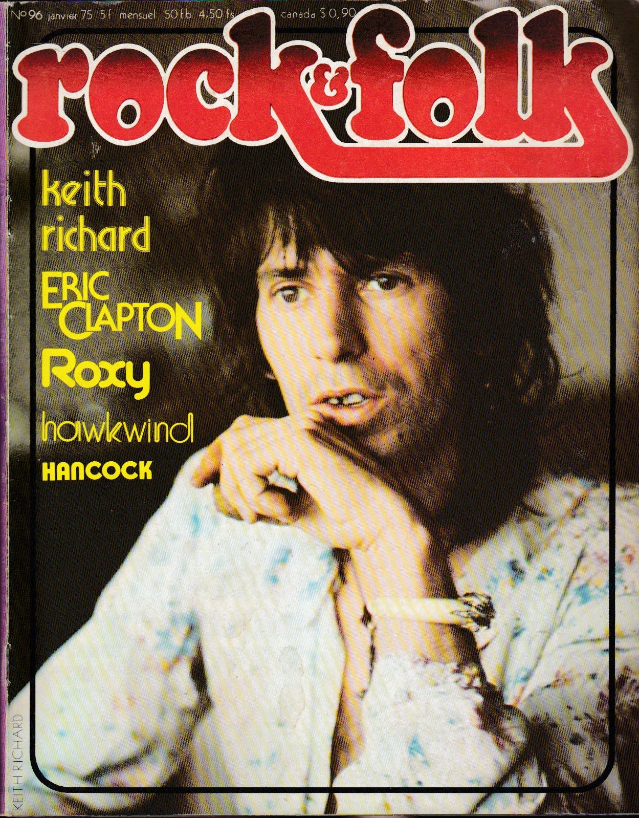 Rock & Folk - 01.75