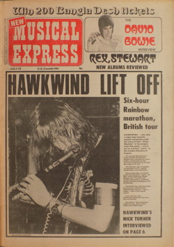 NME - 22.07.72